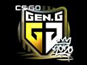 Sticker | Gen.G (Foil) | 2020 RMR