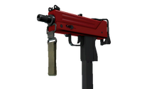 MAC-10   Candy Apple (Factory New)