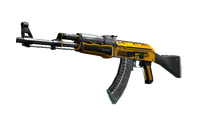 AK-47 | Fuel Injector (Well-Worn)