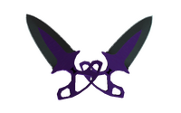 ★ Shadow Daggers | Ultraviolet (Factory New)
