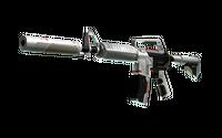 M4A1-S | Mecha Industries (Minimal Wear)