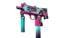 MAC-10   Neon Rider (Factory New)