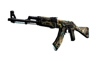 AK-47 | Phantom Disruptor (Well-Worn)