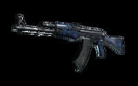 AK-47 | Blue Laminate (Minimal Wear)