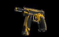 StatTrak™ CZ75-Auto | Yellow Jacket (Battle-Scarred)