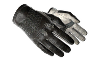 ★ Driver Gloves | Black Tie (Field-Tested)
