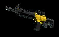 SG 553 | Bulldozer (Minimal Wear)