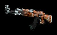 Souvenir AK-47 | Safety Net (Minimal Wear)