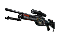 SSG 08   Dragonfire (Battle-Scarred)