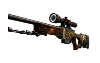 AWP | Mortis (Well-Worn)