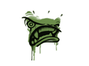 Sealed Graffiti   Rage Mode (Battle Green)