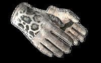 ★ Driver Gloves   Snow Leopard (Battle-Scarred)
