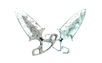 ★ Shadow Daggers   Stained (Well-Worn)
