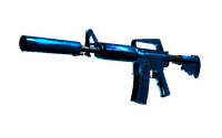 M4A1-S   Blue Phosphor (Factory New)