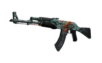 AK-47 | Aquamarine Revenge (Battle-Scarred)