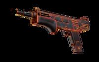 MAG-7 | Heat (Battle-Scarred)