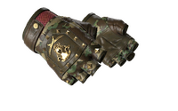 ★ Bloodhound Gloves | Guerrilla (Minimal Wear)