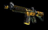 StatTrak™ M4A4   Buzz Kill (Factory New)