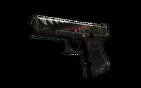 StatTrak™ Glock-18 | Warhawk (Field-Tested)