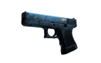 StatTrak™ Glock-18 | Off World (Factory New)