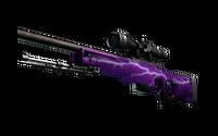 StatTrak™ AWP | Lightning Strike (Factory New)