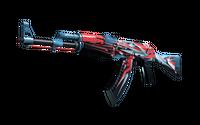 AK-47 | Point Disarray (Minimal Wear)