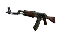 AK-47 | Jaguar (Well-Worn)