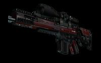 SCAR-20   Crimson Web (Field-Tested)