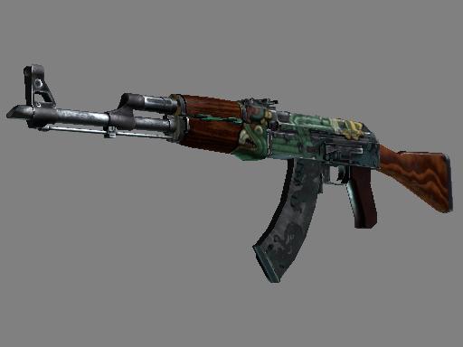 AK-47 | Fire Serpent (Battle-Scarred)