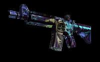 StatTrak™ M4A4 | Desolate Space (Battle-Scarred)