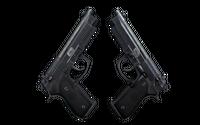 Dual Berettas   Elite 1.6 (Minimal Wear)