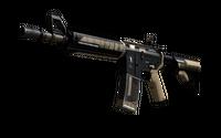 StatTrak™ M4A4 | Desert-Strike (Minimal Wear)