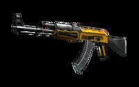 AK-47 | Fuel Injector (Well-Worn)