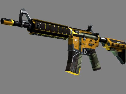 M4A4 | Buzz Kill (Minimal Wear)