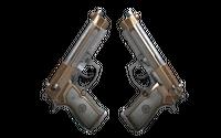 Dual Berettas | Cartel (Factory New)