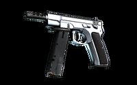 CZ75-Auto | Silver (Factory New)
