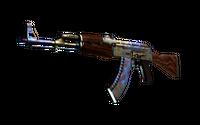 AK-47   Case Hardened (Battle-Scarred)