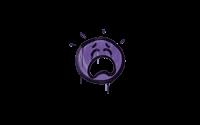 Sealed Graffiti | QQ (Monster Purple)