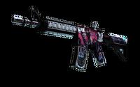 StatTrak™ M4A4   Neo-Noir (Factory New)