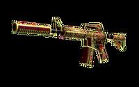 M4A1-S | Chantico's Fire (Minimal Wear)