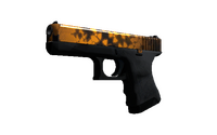 Glock-18 | Reactor (Well-Worn)