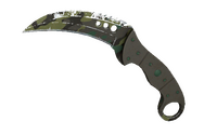 ★ Talon Knife | Boreal Forest (Well-Worn)
