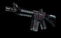 StatTrak™ M4A4 | Neo-Noir (Battle-Scarred)