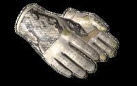 ★ Driver Gloves | King Snake (Well-Worn)