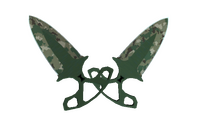 ★ Shadow Daggers   Forest DDPAT (Minimal Wear)