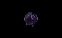 Sealed Graffiti   8-Ball (Monster Purple)