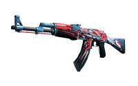 StatTrak™ AK-47   Point Disarray (Factory New)