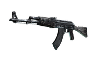 AK-47 | Black Laminate (Field-Tested)