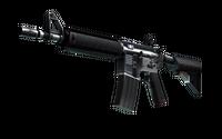 StatTrak™ M4A4   Magnesium (Well-Worn)