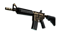 StatTrak™ M4A4 | Royal Paladin (Battle-Scarred)